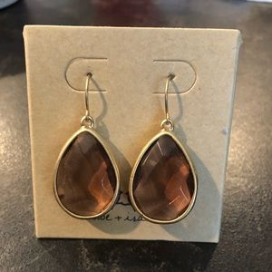 Minaret teardrop Earrings